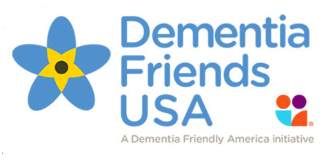 Dementia Friends USA Logo